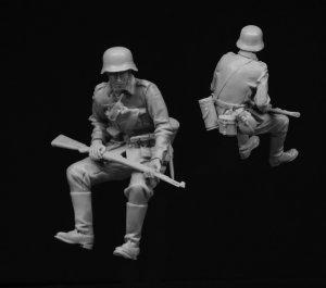 Soldado Aleman 1941  (Vista 3)