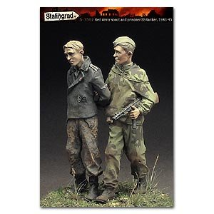 Red Army Scout and POW   (Vista 1)