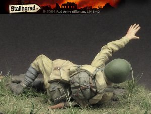 Red Army rifleman I   (Vista 2)