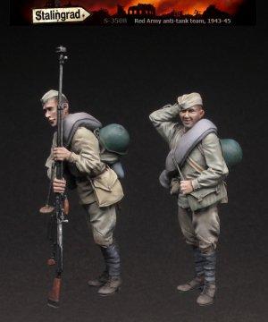 Red Army anti-tank team   (Vista 2)
