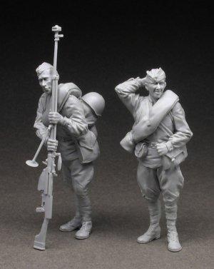 Red Army anti-tank team   (Vista 4)