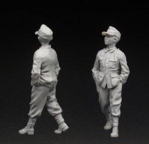 Young German POW  (Vista 2)