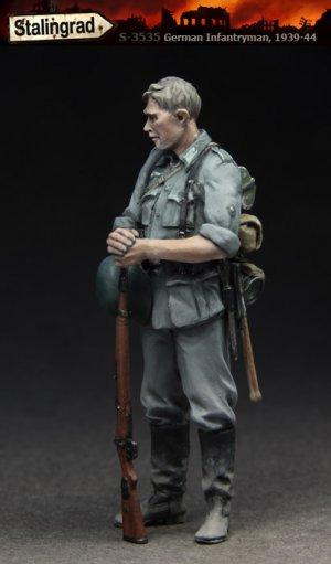 German Infantryman,1939-44  (Vista 1)