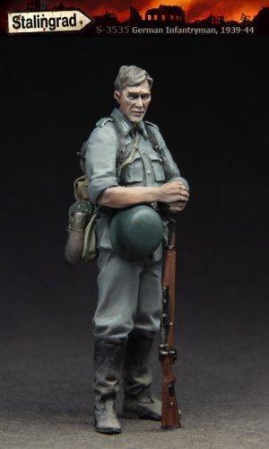 German Infantryman,1939-44  (Vista 2)