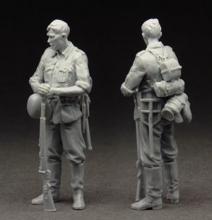 German Infantryman,1939-44  (Vista 3)