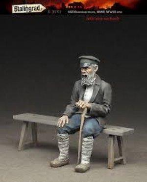 Anciano Ruso  (Vista 1)