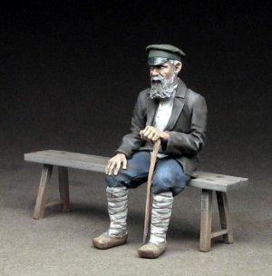 Anciano Ruso  (Vista 3)