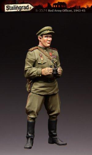 Red Army Officer  (Vista 1)
