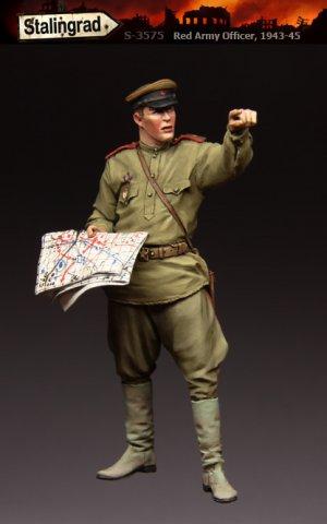 Red Army Officer  (Vista 2)