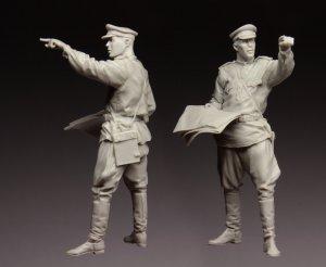 Red Army Officer  (Vista 3)