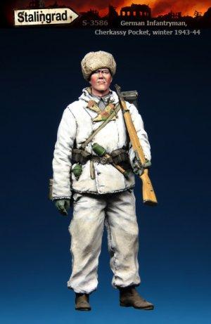 Infanteria Alemana Invierno 1942-45  (Vista 4)