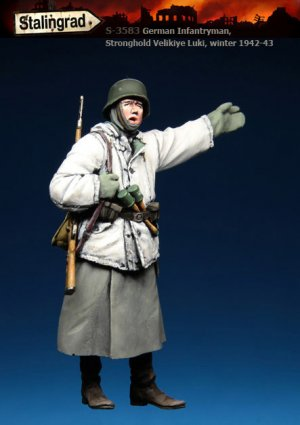 Infanteria Alemana Invierno  (Vista 2)