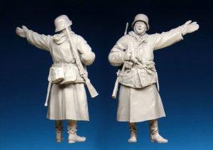Infanteria Alemana Invierno  (Vista 3)