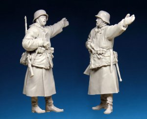 Infanteria Alemana Invierno  (Vista 4)