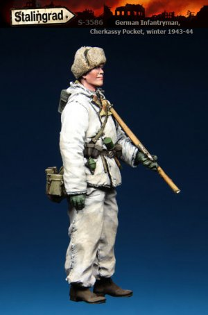 Infanteria Alemana Invierno  (Vista 1)