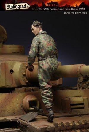 WSS Panzer Crewman  (Vista 2)