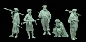 Rebeldes Afganos  (Vista 2)