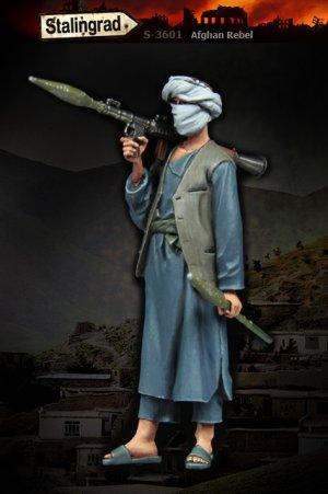 Rebelde Afgano  (Vista 1)