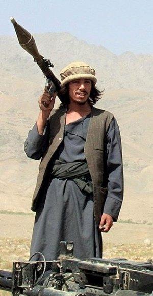 Rebelde Afgano  (Vista 4)