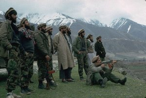Comandante Rebelde Afgano  (Vista 4)