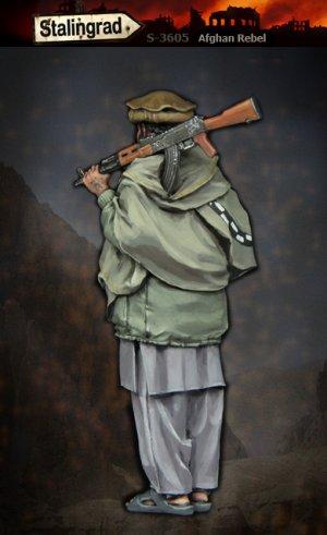 Rebelde Afgano  (Vista 2)