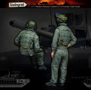 Tanquistas Rusos Modernos  (Vista 3)