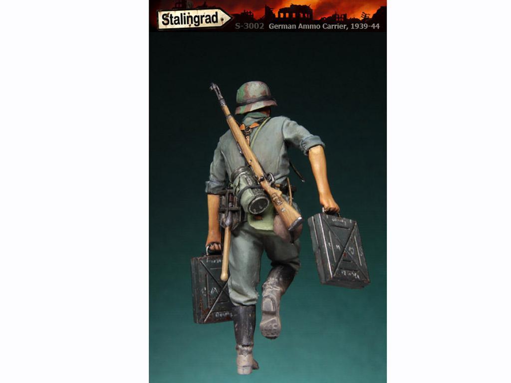 Portador de municiones Alemán (Vista 3)