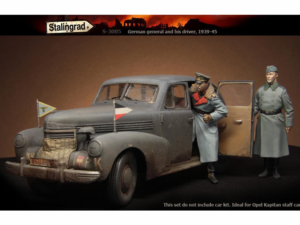German General and driver (Vista 3)