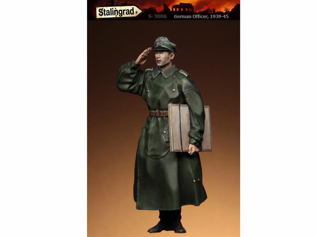 Oficial Aleman 1939-1945 (Vista 1)