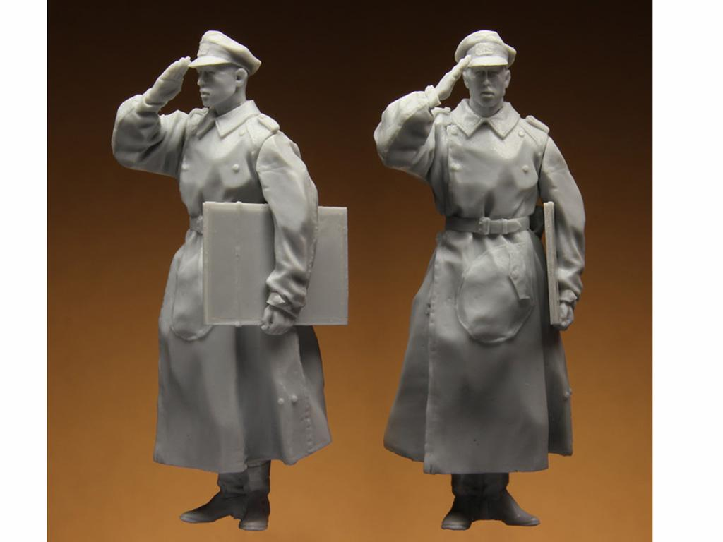 Oficial Aleman 1939-1945 (Vista 2)