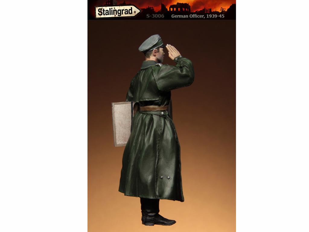 Oficial Aleman 1939-1945 (Vista 3)