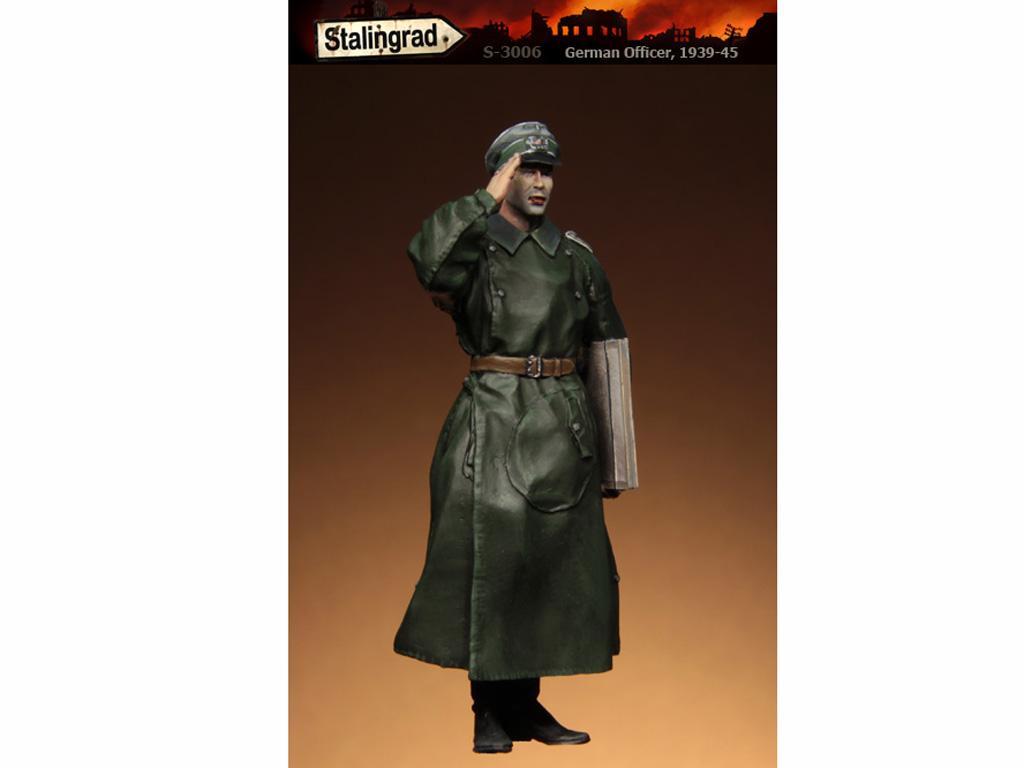 Oficial Aleman 1939-1945 (Vista 4)