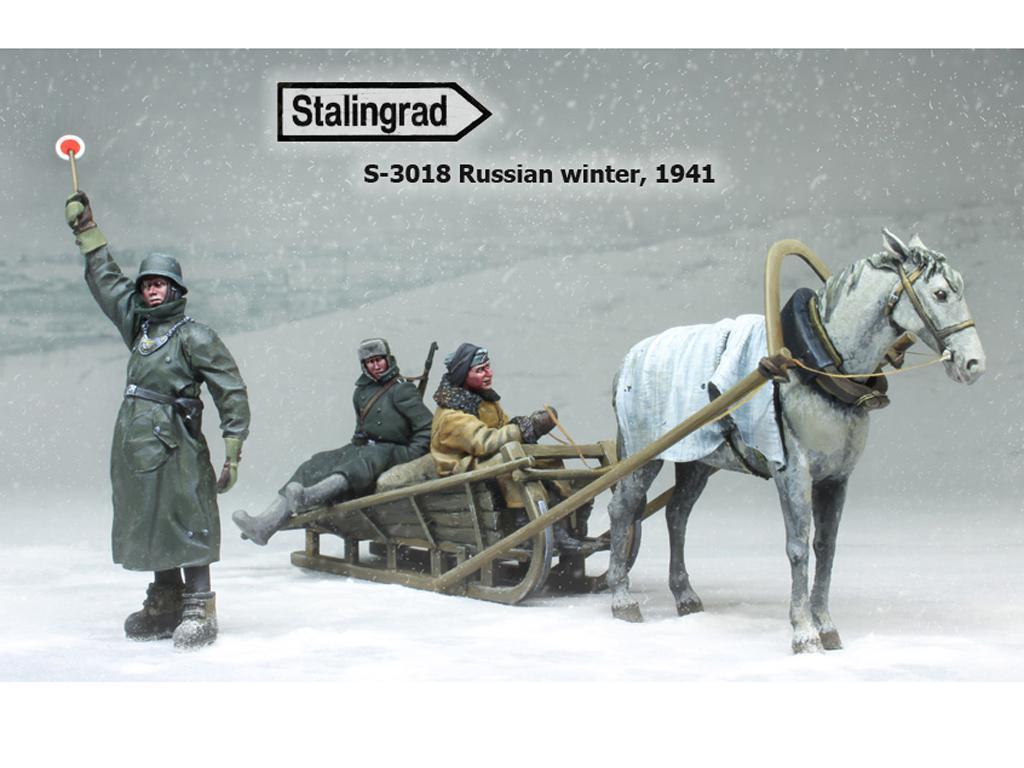 Invierno Ruso 1941 (Vista 1)