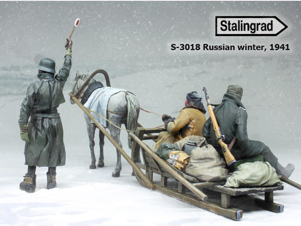 Invierno Ruso 1941 (Vista 2)