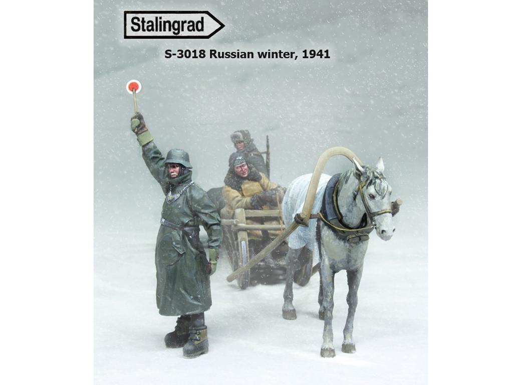Invierno Ruso 1941 (Vista 3)