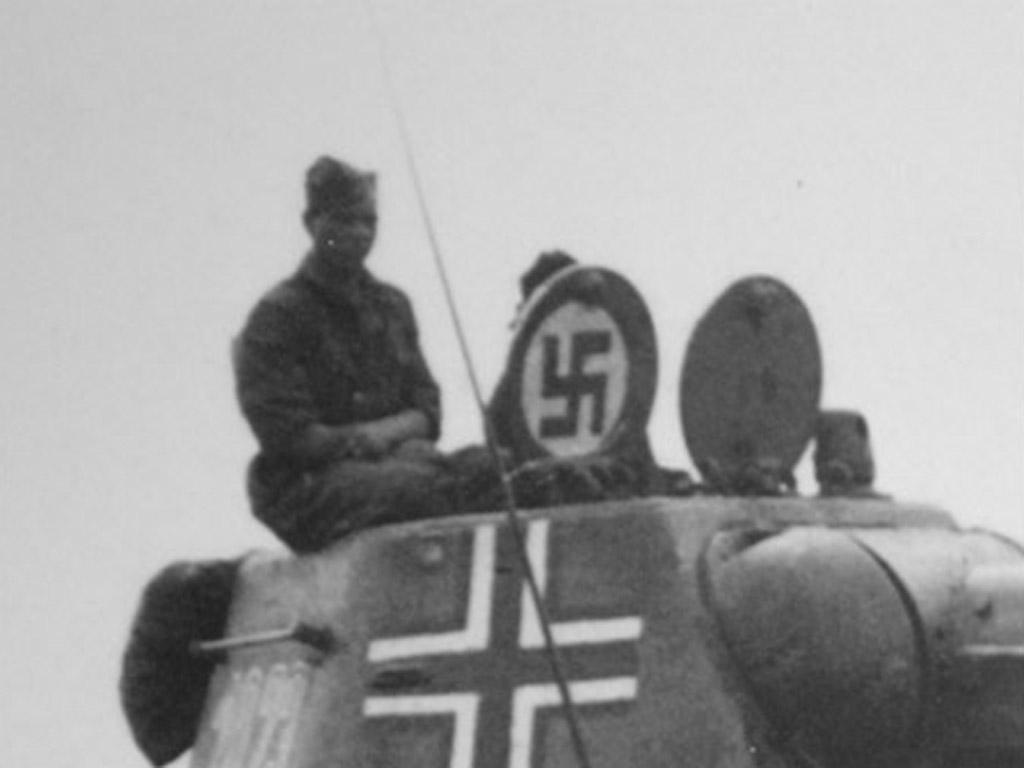 Tanquista WSS Panzer (Vista 2)