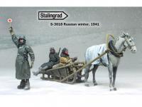 Invierno Ruso 1941 (Vista 4)