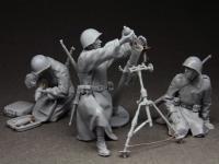 Equipo ruso de mortero 1943-45 (Vista 8)