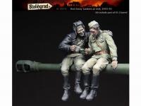 Tanquistas del Ejército Rojo en Reposo  (Vista 6)