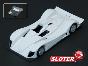 Zytek Racing Blanco  (Vista 1)