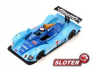 ZytekTeam Jota  Le Mans 2005  (Vista 1)