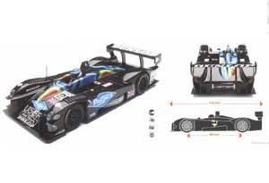 Lister Storm LMP Le Mans 2003 Nº 20.  (Vista 1)