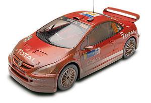 Peugeot 307 WRC Efecto Barro  (Vista 1)