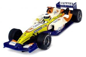 Renault F1 2008 Fernando Alonso  (Vista 1)