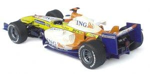 Renault F1 2008 Fernando Alonso  (Vista 3)