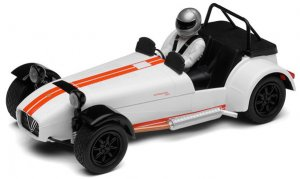 Caterham R500 White  (Vista 1)