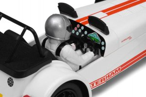 Caterham R500 White  (Vista 3)