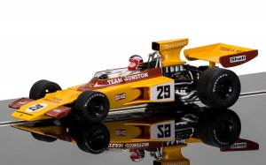 Lotus 72 Gunston 1974, Ian Scheckter Leg  (Vista 1)