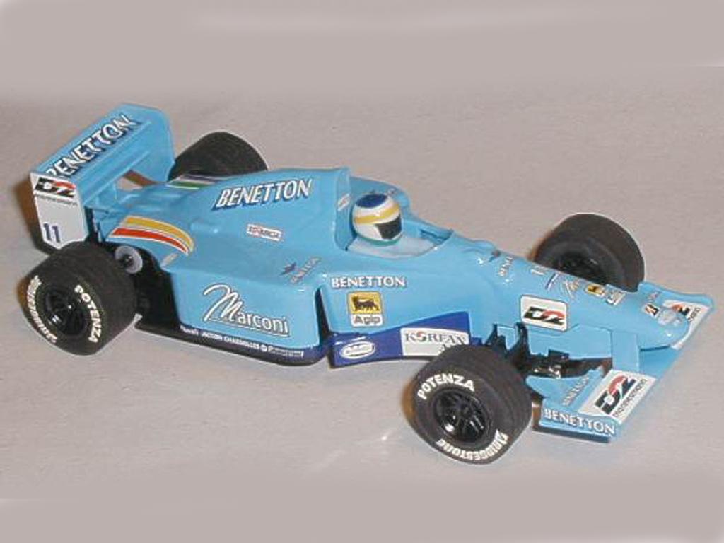 Benetton Renault B200 (Vista 2)