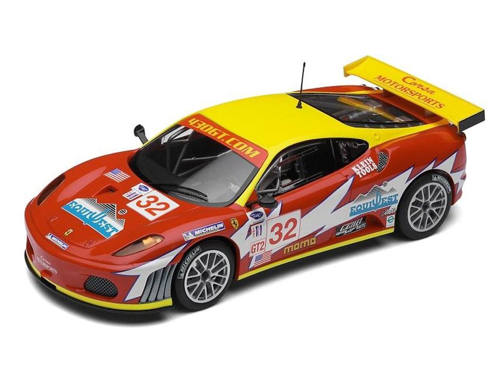 Ferrari F430 GT2. (Vista 1)